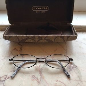 Coach glasses frames
